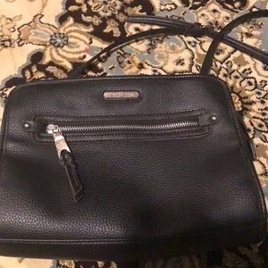 DANA Buchman black hand bag